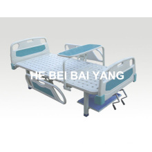 a-73 Double-Function Manual Hospital Bed